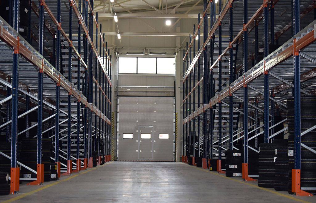 Handlopex skladové priestory